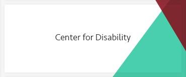 Center for Disability Studies